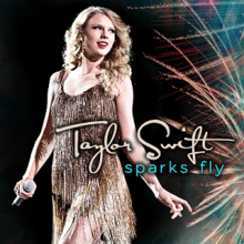 Taylor Swift – Sparks Fly MP3